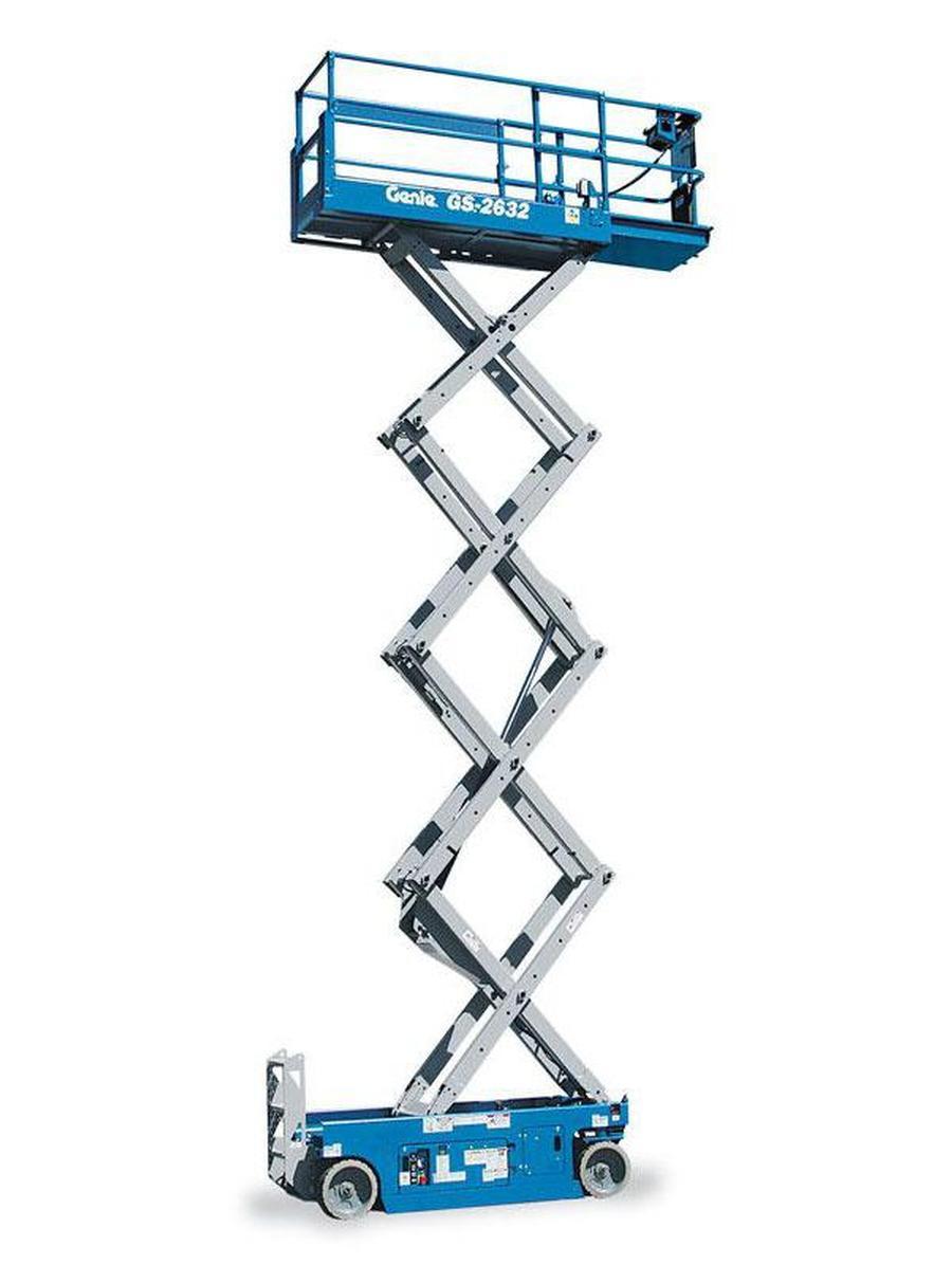 26ft Scissor Lifts West County Equipment Rental