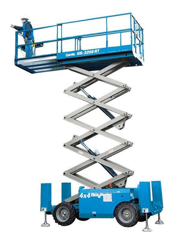 Aerial Lifts - West County Equipment Rental